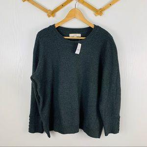 Loft NWT Knit Sweater